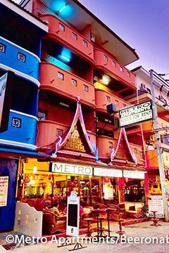 Metro Apartments Pattaya