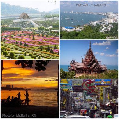 Pattaya City Thailand - Land of smiles