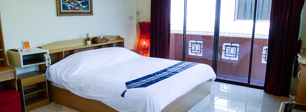 Metro Apartments Pattaya Superior Room