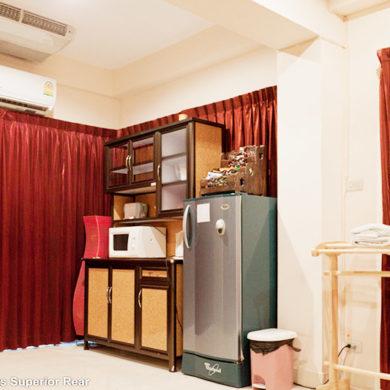 Superior Room Rear   Metro Apartments Pattaya