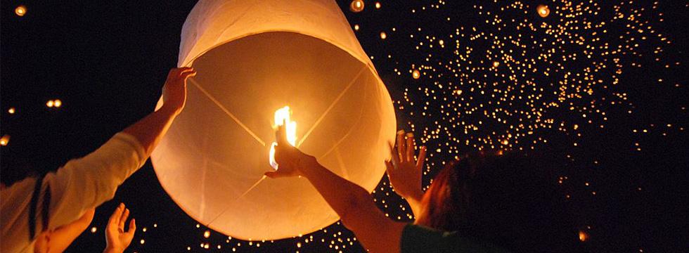 Pattaya City Loi Krathon Festival